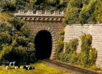 Auhagen H0 11342: 2 Tunnelportale, eingleisig