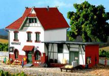 Auhagen H0 11347: Bahnhof Goyatz