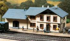 Auhagen H0 11362: Bahnhof Oberrittersgrün