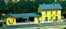Auhagen H0 11369: Bahnhof Plottenstein