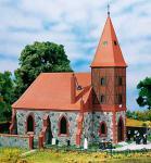 Auhagen H0 11405: Kleine Dorfkirche