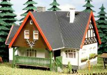 Auhagen H0, TT 12225: Forsthaus