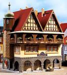 Auhagen H0, TT 12348: Hotel Bürgerhaus