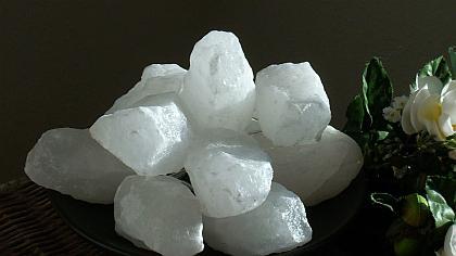 salzlampe weiss in keramikschale white line kaufen bei gesundheit ja. Black Bedroom Furniture Sets. Home Design Ideas