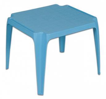 Kindertisch versch. Farben auswählbar, Kinder Garten Spiel Tisch, stapelbar