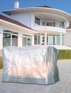 Möbelschutzhülle Schutzhülle Hülle Abdeckung 2er Gartenschaukel 155x155x145cm