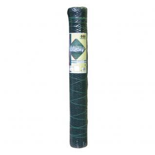 """Zaun Draht Sechseckgeflecht 25 Meter Rolle, 1""""-25 mm , 1, 0 mm , 500 mm grün"""