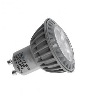 3er SET LED Leuchtmittel A+ Strahler GU10 5W warmweiß 345 Lumen bis zu 25.000 h
