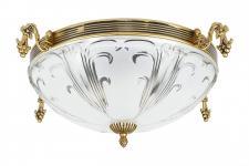 Deckenlampe im Landhausstil 3-flammig, Deckenleuchte, Lampe Leuchte, klassisch