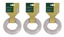 3er-Set Trimmer-Ersatzfaden Ø 1.6 mm, Mähfaden, Nylonfaden, Rasentrimmerfaden