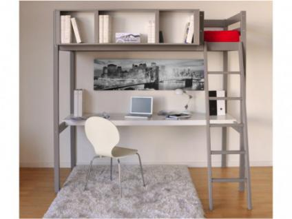 Hochbett Inkl Schreibtisch online kaufen bei Yatego