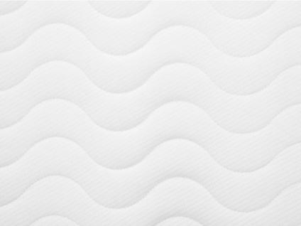 Kaltschaummatratze 7 Zonen Sternschein - 90x200cm - Härtegrad 2 - Vorschau 4