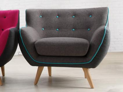 Sofa gelb g nstig sicher kaufen bei yatego for Sessel stoff grau