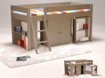Hochbett Schreibtisch Schrank günstig online kaufen - Yatego