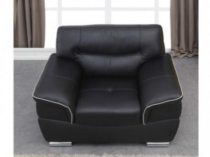 ledersessel schwarz online bestellen bei yatego. Black Bedroom Furniture Sets. Home Design Ideas