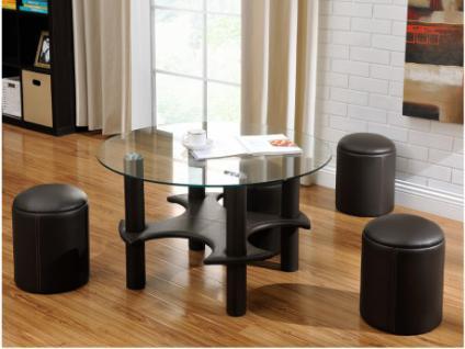 hocker sitzhocker braun online bestellen bei yatego. Black Bedroom Furniture Sets. Home Design Ideas