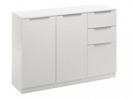 Sideboard Stuart - Weiß - Vorschau 1
