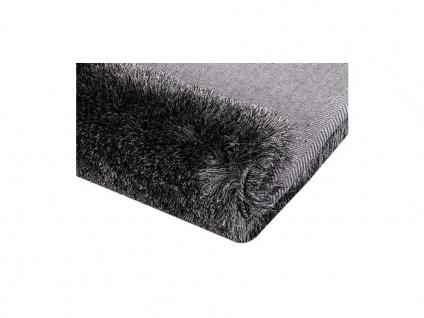 Hochflor-Teppich Silky - 200x290 cm - Vorschau 4