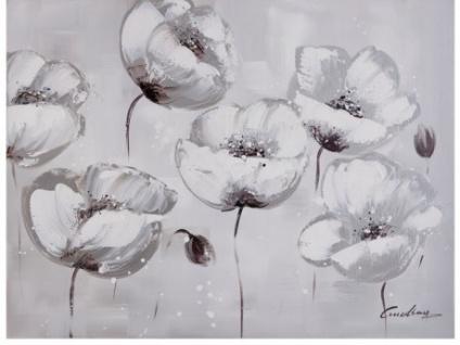 Kunstdruck Öl auf Leinwand Tranquillity 90x120 cm