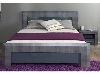LED Bett Britany - 140x190 cm - Vorschau 3