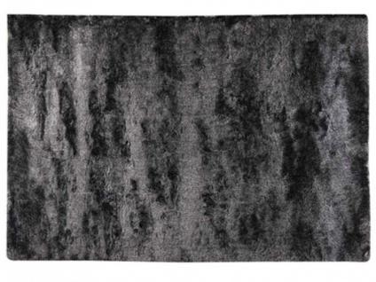 Hochflor-Teppich Silky - 200x290 cm - Vorschau 3