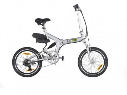 Pedelec E-bike Klapprad Beecycle 2