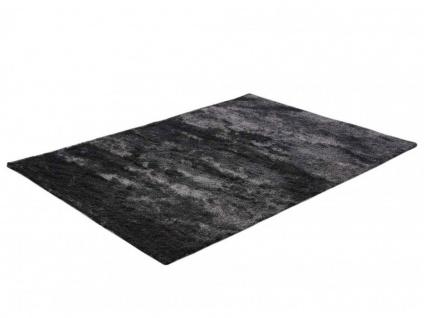 Hochflor-Teppich Silky - 200x290 cm - Vorschau 2