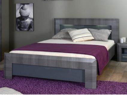 LED Bett Britany - 140x190 cm - Vorschau 1