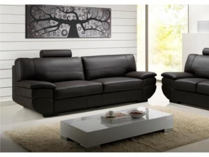 ledersofa 3 sitzer g nstig online kaufen bei yatego. Black Bedroom Furniture Sets. Home Design Ideas