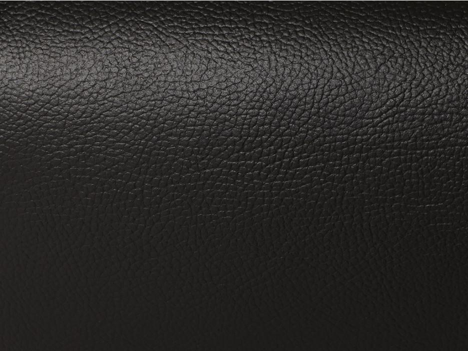 ledersofa 3 sitzer orgullosa luxusleder schwarz pictures. Black Bedroom Furniture Sets. Home Design Ideas