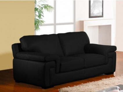 ledersofa 2 sitzer g nstig online kaufen bei yatego. Black Bedroom Furniture Sets. Home Design Ideas