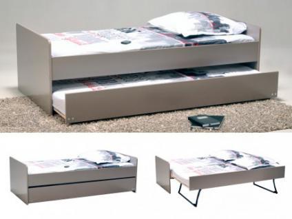 ausziehbares bett g nstig online kaufen bei yatego. Black Bedroom Furniture Sets. Home Design Ideas