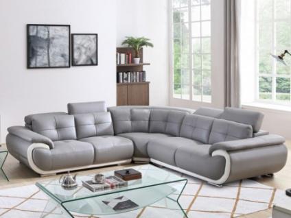 ecksofa grau g nstig sicher kaufen bei yatego. Black Bedroom Furniture Sets. Home Design Ideas