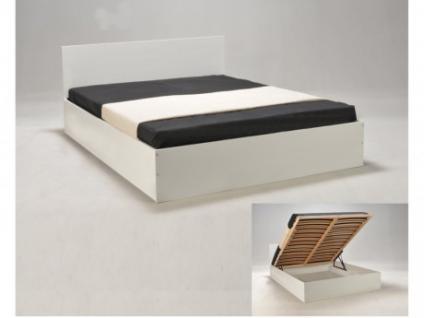 bett 160 mit stauraum online bestellen bei yatego. Black Bedroom Furniture Sets. Home Design Ideas