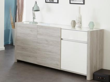 PARISOT LED Sideboard Luneo