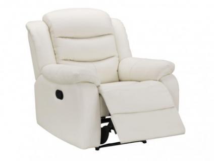 relaxsofa leder 2 sitzer g nstig kaufen bei yatego. Black Bedroom Furniture Sets. Home Design Ideas