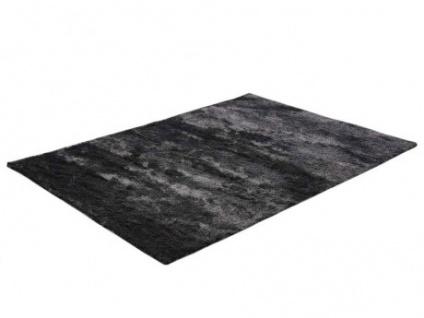 Hochflor-Teppich Silky - 200x290 cm - Vorschau 1