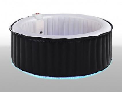 LED-Whirlpool aufblasbar B-Light mit Farbwechsel - 4 Personen