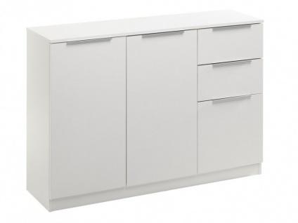 Sideboard Stuart - Weiß - Vorschau 2