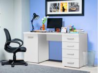 Schreibtisch BONUS mit Stauraum