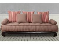 3-Sitzer Sofa Stoff Wesley