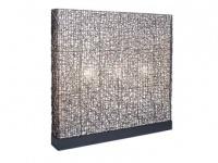 Stehlampe Stehleuchte Rattan Sherazade - Höhe: 132 cm