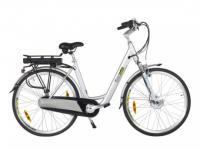 Pedelec E-Bike 36V Belair II - Deluxe Edition - Silber