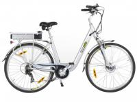 Pedelec E-Bike 24V Belair II - Silber