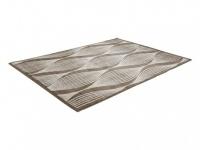 Teppich ALLAE - Polypropylen - 160x230cm - Taupe
