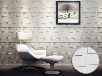 3D Wandpaneel Brick - 1 Pack: 3 m²