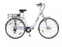 Pedelec E-Bike 36V 28 Zoll Belair II - Silber