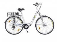 Pedelec E-Bike 36V Belair II - Silber