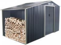 Gerätehaus Stahl Agato - 12, 95 m²