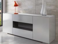 Sideboard Malik - 2 Türen & 2 Schubladen